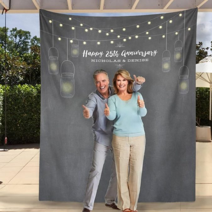 The-anniversary-banners.-675x675 70+ Hottest Marriage Anniversary Decoration Ideas at Home