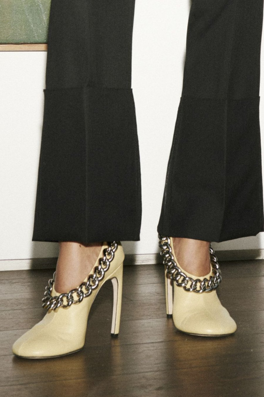Thick-chains-2 60+ Hottest Shoe Fashion Trends in 2021
