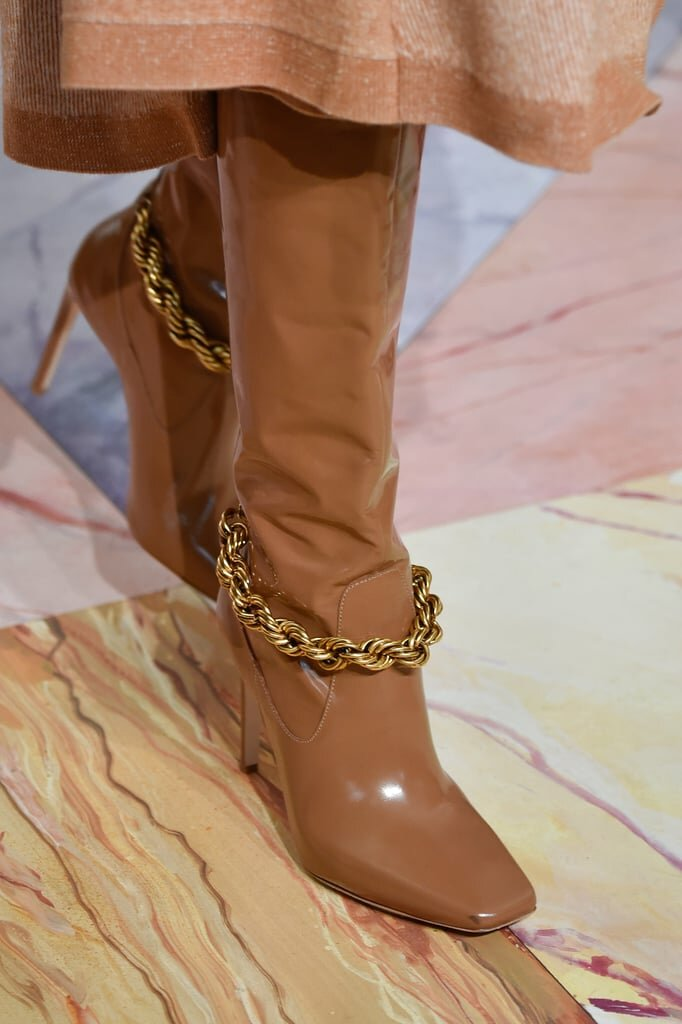 Thick-chains.-1 60+ Hottest Shoe Fashion Trends in 2021