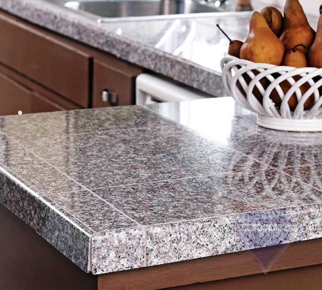 Tile-countertop-2-1024x924 70+ Outdated Decorating Trends and Ideas Coming Back in 2021