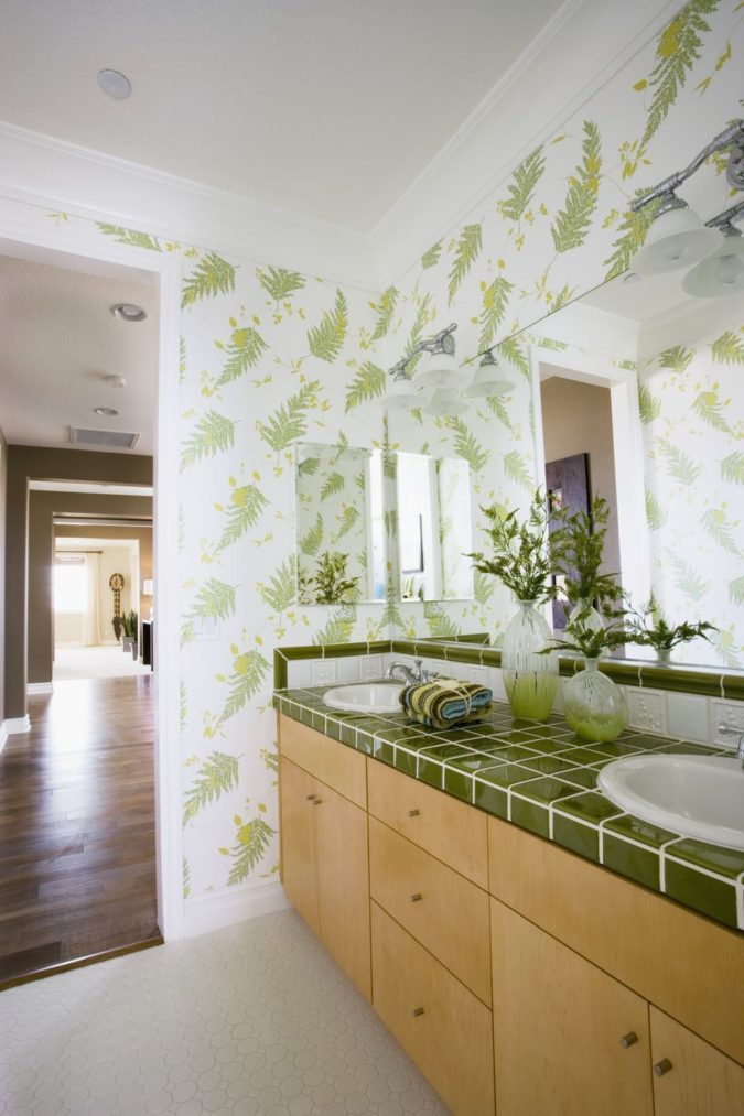 Tile-countertops-1-675x1013 70+ Outdated Decorating Trends and Ideas Coming Back in 2021