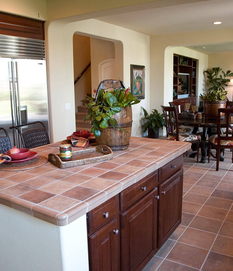 Tile-countertops-3 70+ Outdated Decorating Trends and Ideas Coming Back in 2021