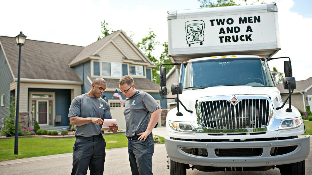 Two-Men-and-a-Truck. Top 15 Rated Long-Distance Moving Companies in the USA