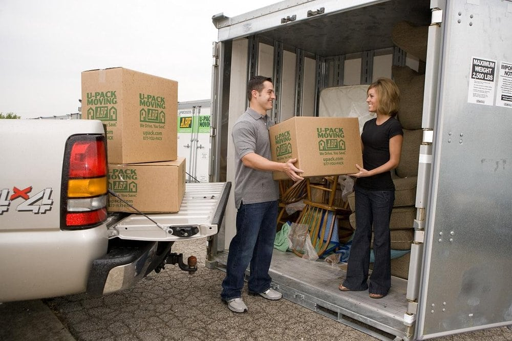 U-Pack-Moving-Company Top 15 Rated Long-Distance Moving Companies in the USA