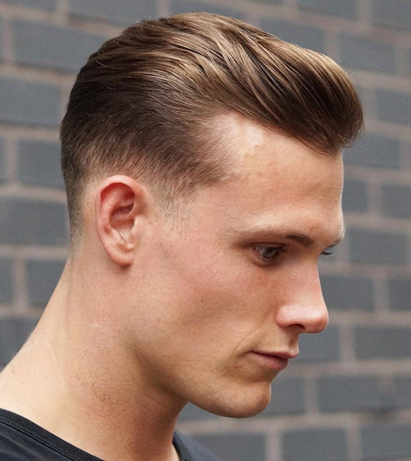 Vintage-undercut-hairstyle. 70+ Outdated Hairstyle Ideas Coming Back in 2021
