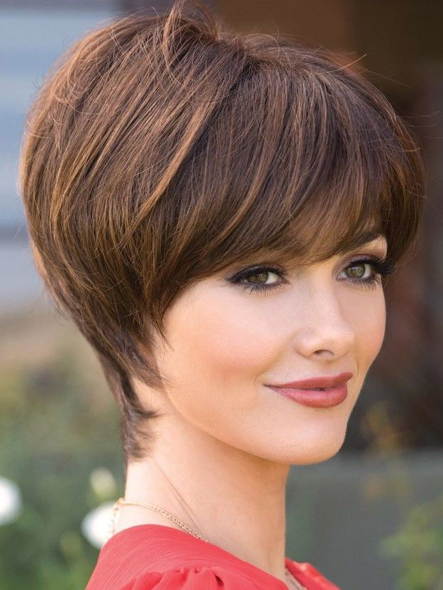 Wedge-Haircut-with-Bangs-1 70+ Outdated Hairstyle Ideas Coming Back in 2021