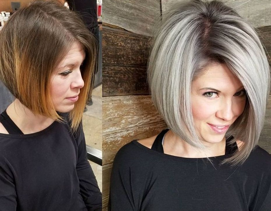 Wedge-Haircut-with-Bangs..-3 70+ Outdated Hairstyle Ideas Coming Back in 2021