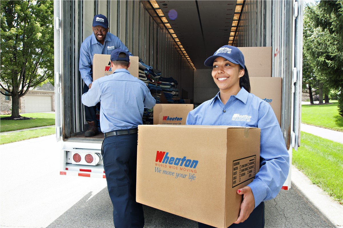 Wheaton-Worldwide-Moving Top 15 Rated Long-Distance Moving Companies in the USA