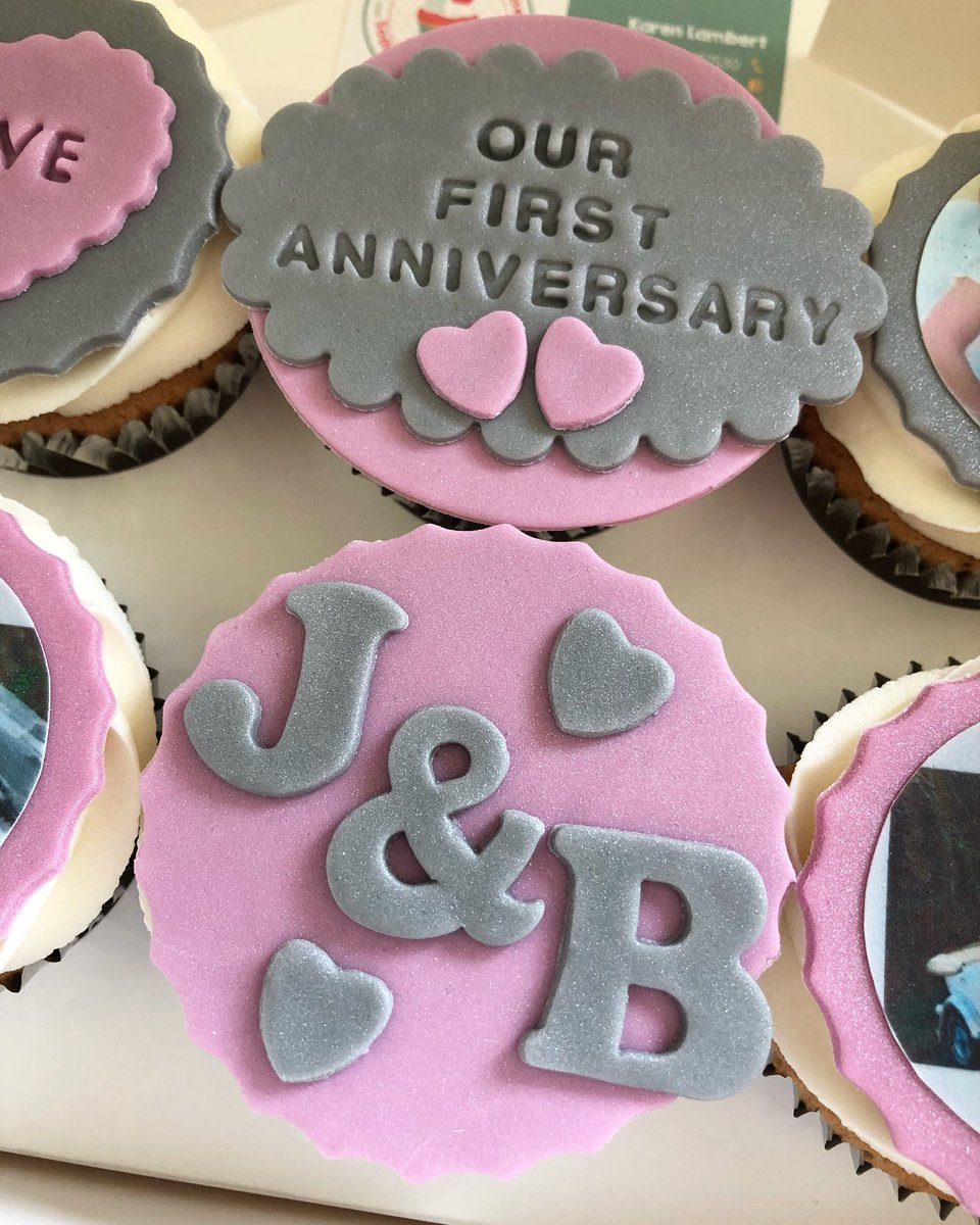 cupcake-toppers-2 70+ Hottest Marriage Anniversary Decoration Ideas at Home