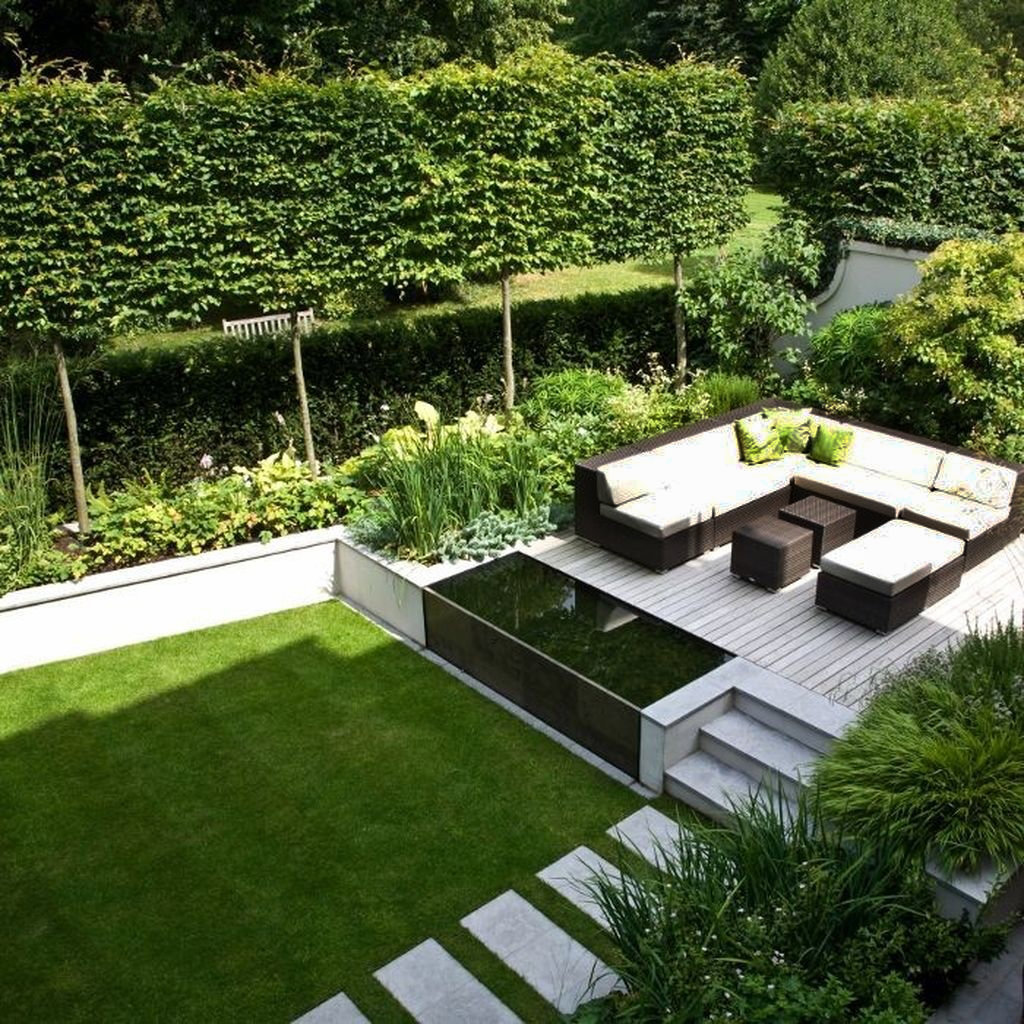 different-levels-in-gardens-3 100+ Surprising Garden Design Ideas You Should Not Miss in 2021
