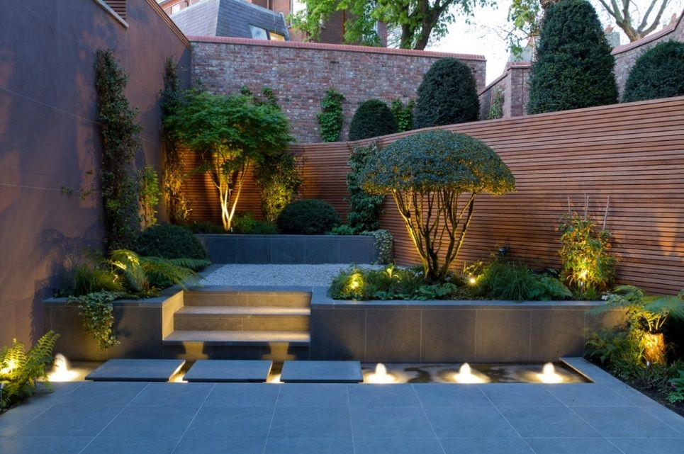 different-levels-in-gardens-4 100+ Surprising Garden Design Ideas You Should Not Miss in 2021