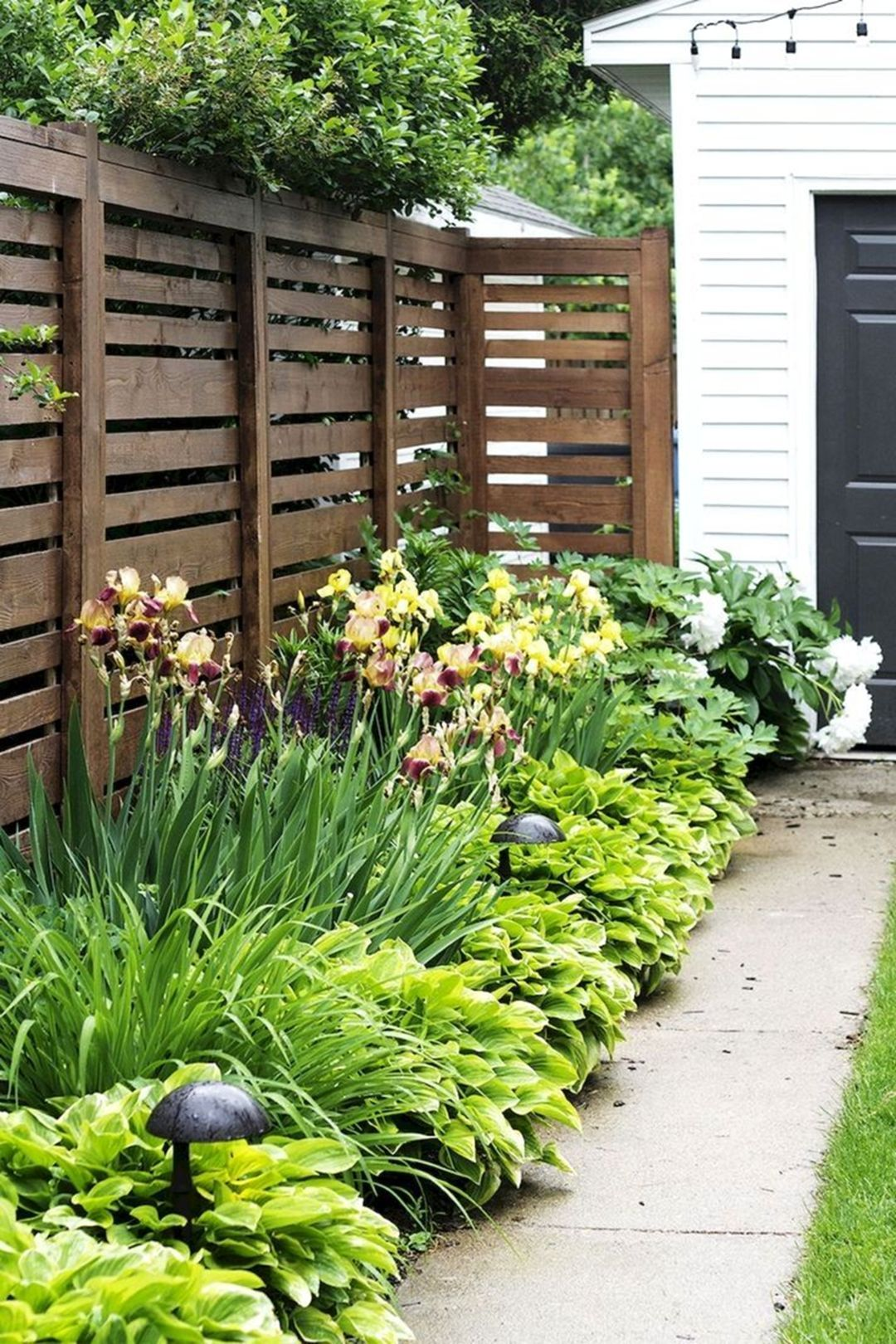 fence.-4 100+ Surprising Garden Design Ideas You Should Not Miss in 2021