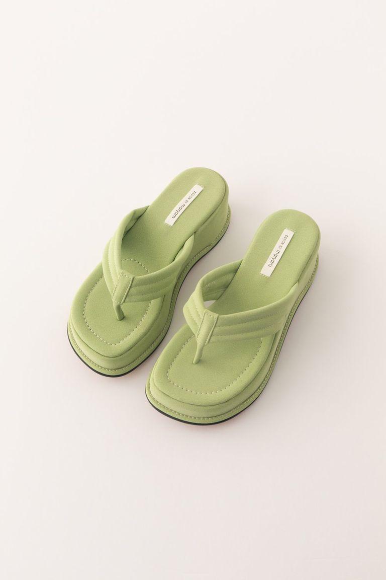 flip-flop.. 60+ Hottest Shoe Fashion Trends in 2021