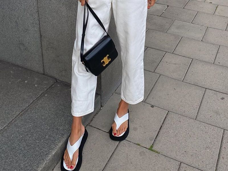 flip-flop 60+ Hottest Shoe Fashion Trends in 2021