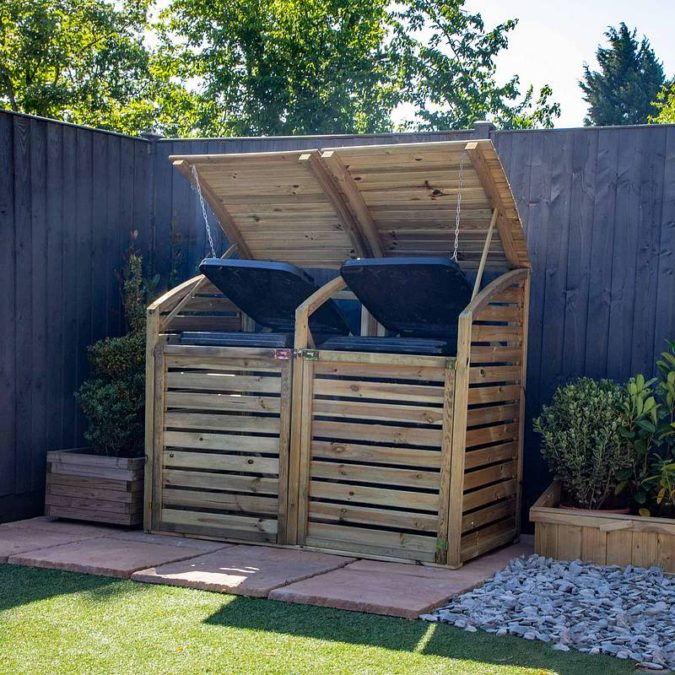garbage.-675x675 10 DIY Hacks to Get Rid of Pests in Your Garden Shed