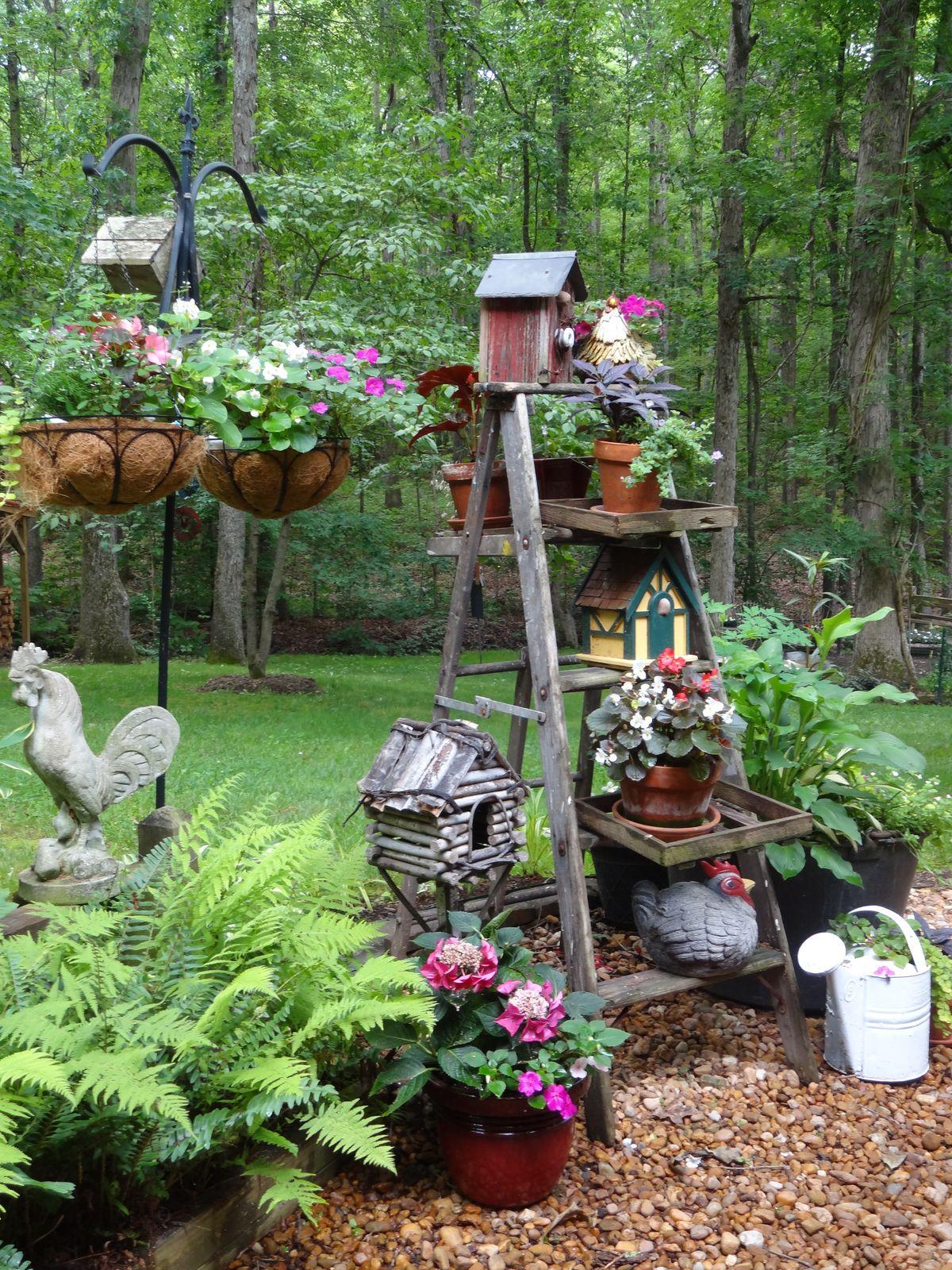 garden-ornament-1 100+ Surprising Garden Design Ideas You Should Not Miss in 2021