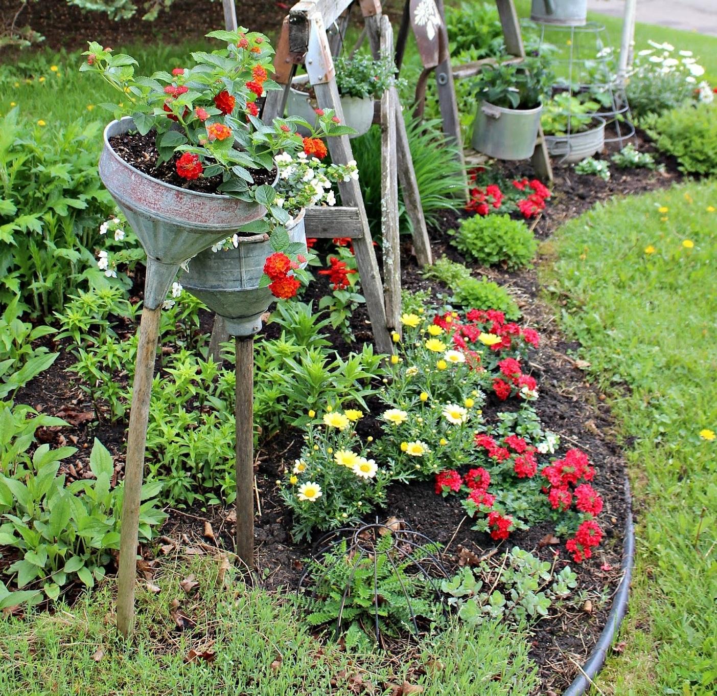garden-ornament.-2 100+ Surprising Garden Design Ideas You Should Not Miss in 2021