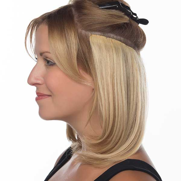 hair-extension-clips Is clip-In Hair Extensions Suitable for Short Hair?