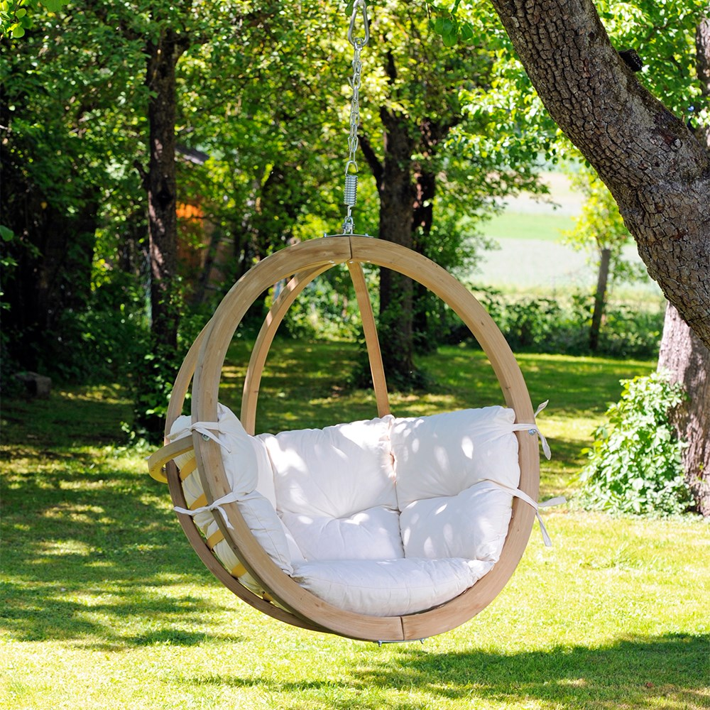 hanging-chair 100+ Surprising Garden Design Ideas You Should Not Miss in 2021