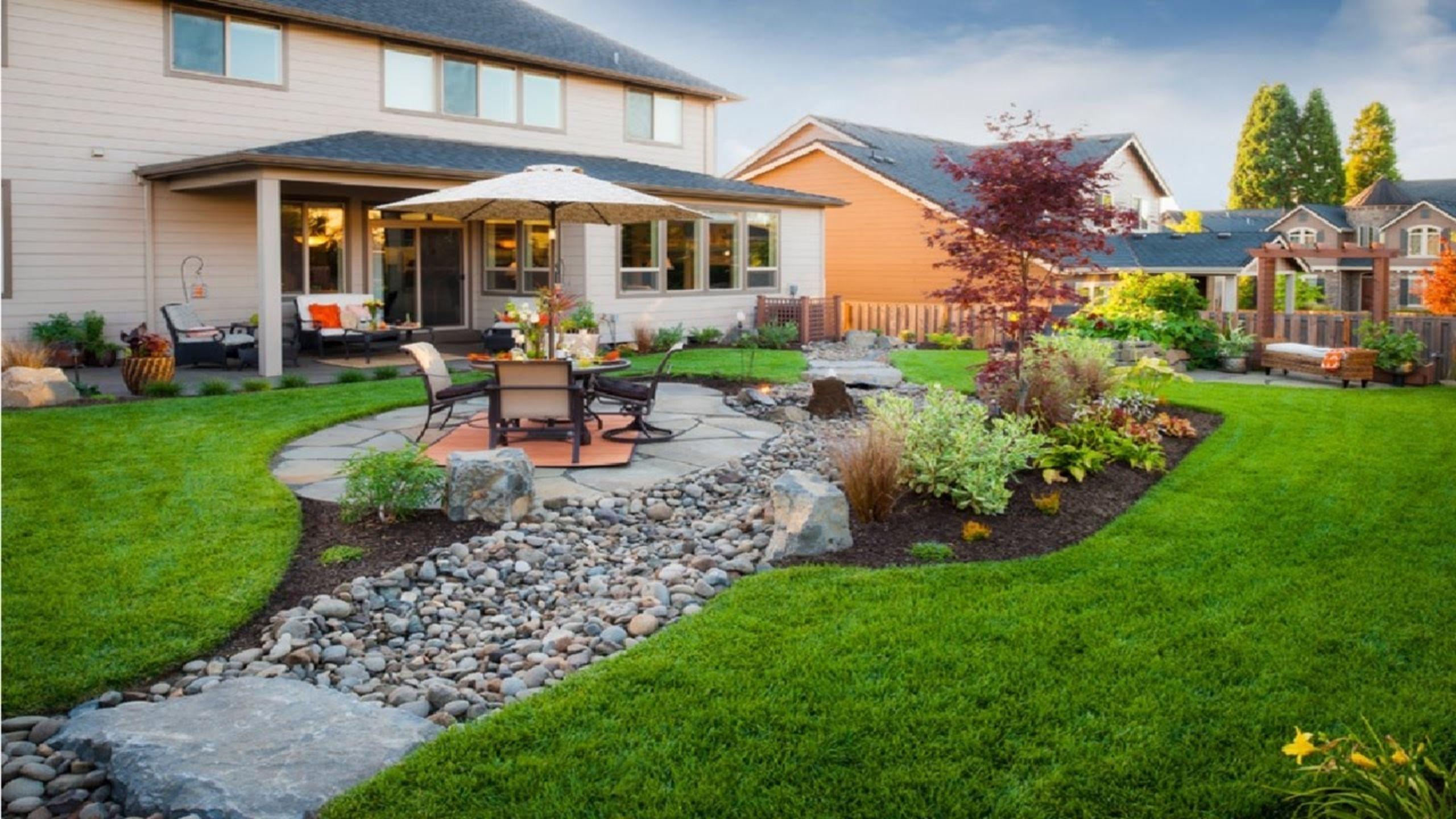 lawn-garden..-2 100+ Surprising Garden Design Ideas You Should Not Miss in 2021