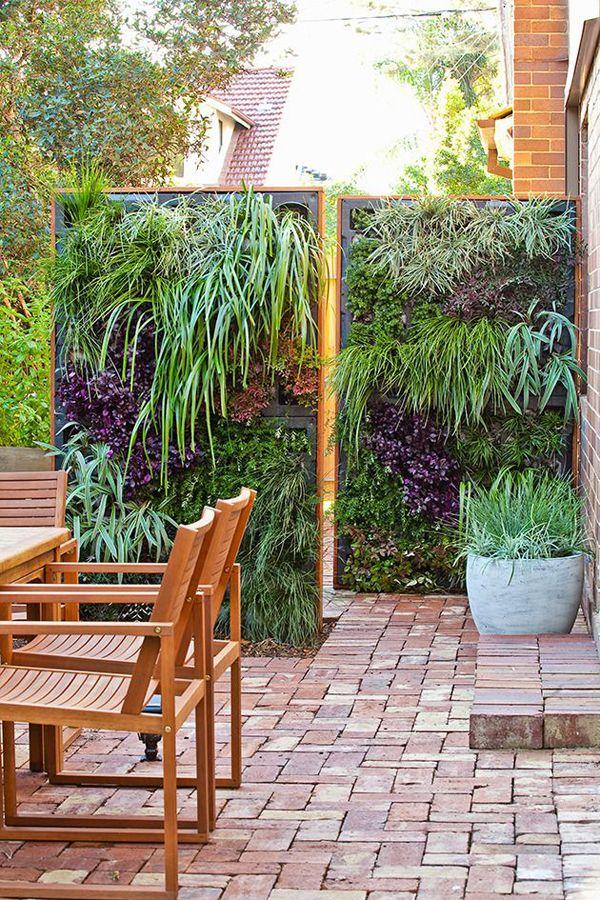 living-walls-in-garden.-2 100+ Surprising Garden Design Ideas You Should Not Miss in 2021