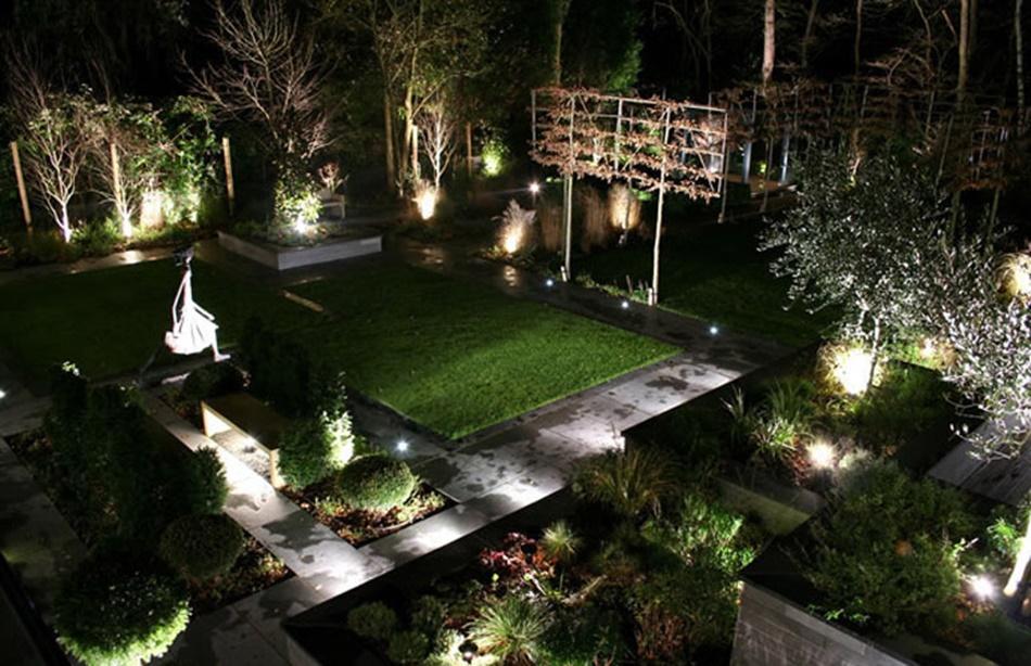 outdoor-lights-2 100+ Surprising Garden Design Ideas You Should Not Miss in 2021