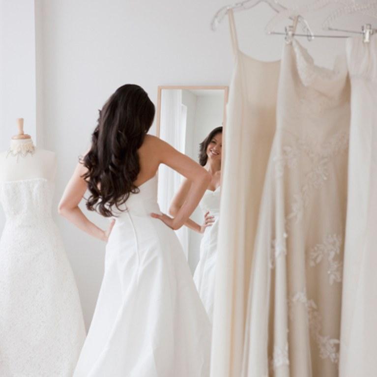 shopping-for-wedding-dress. Wedding Dress Shops near Me: 10 Tips for Wedding Dress Shopping