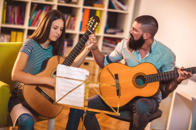 teaching-music-675x450 Best Side Jobs for Immigrants and International Students