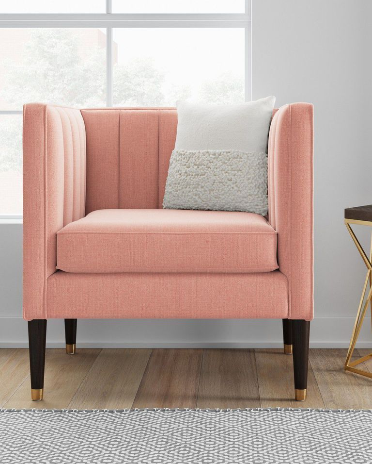 Accent-chair.-2 +110 Unique Living Room Furniture Pieces That Amaze Everyone