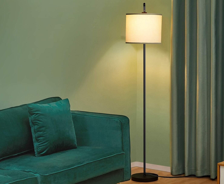 Addlon-Floor-Lamp-for-Living-Room. 10 Unique Floor Lamps to Brighten Your Living Room