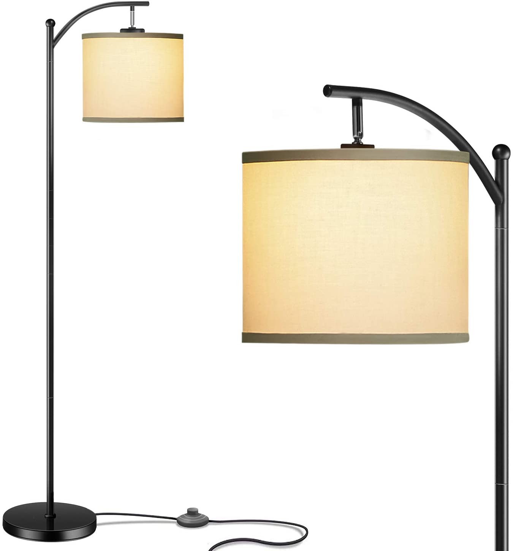 Addlon-Floor-Lamp-for-Living-Room 10 Unique Floor Lamps to Brighten Your Living Room