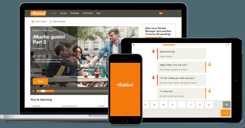 Babbel-language-app Best Language Learning Apps of 2021
