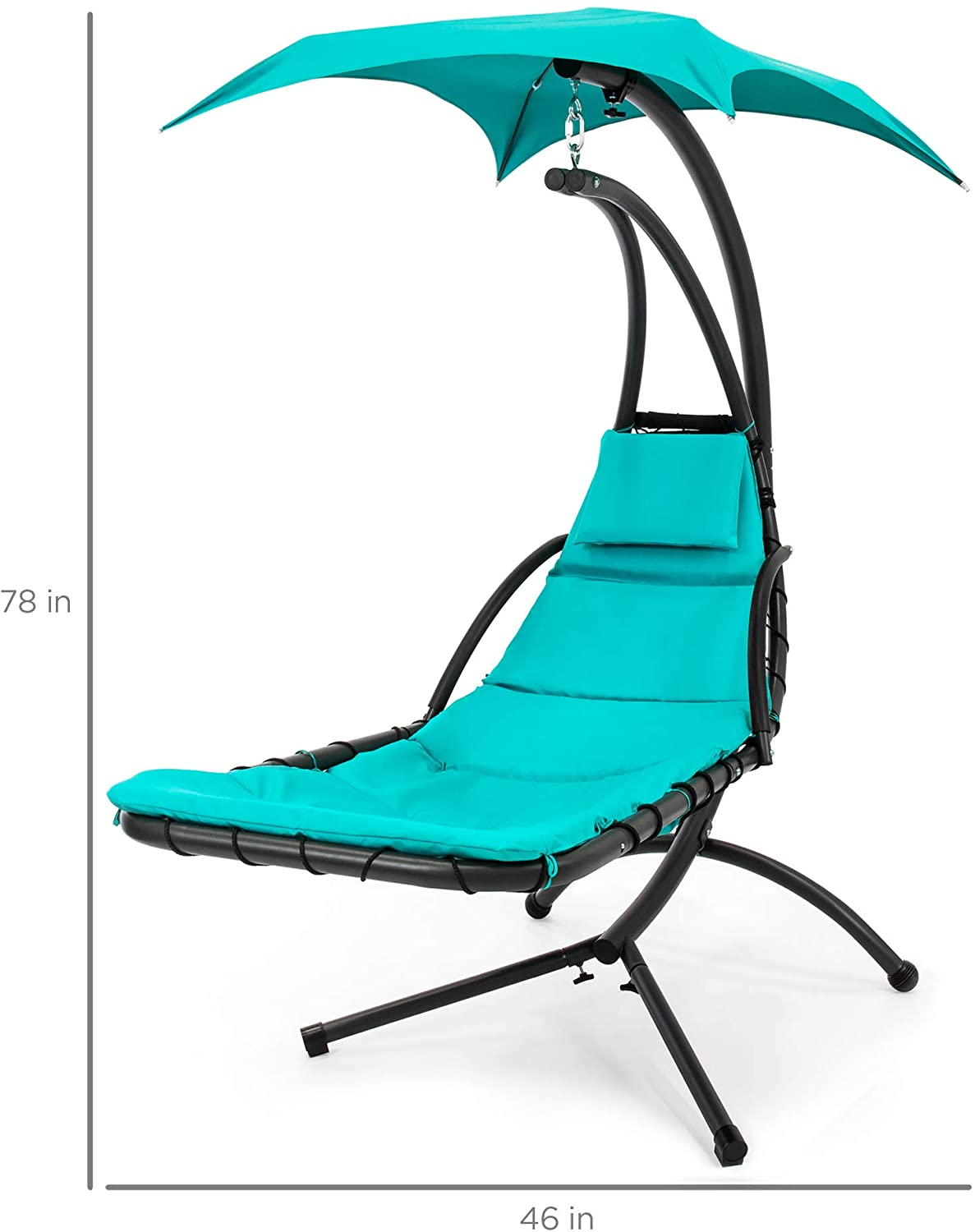 Best-choice-products-Backyard-furniture. 15 Unique Furniture Designs for Outdoor Small Spaces