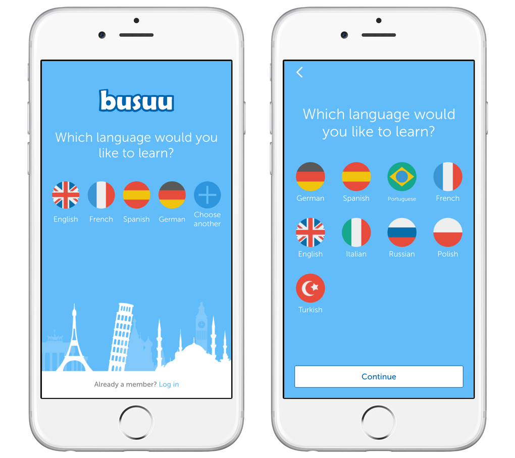 Busuu-app Best Language Learning Apps of 2021
