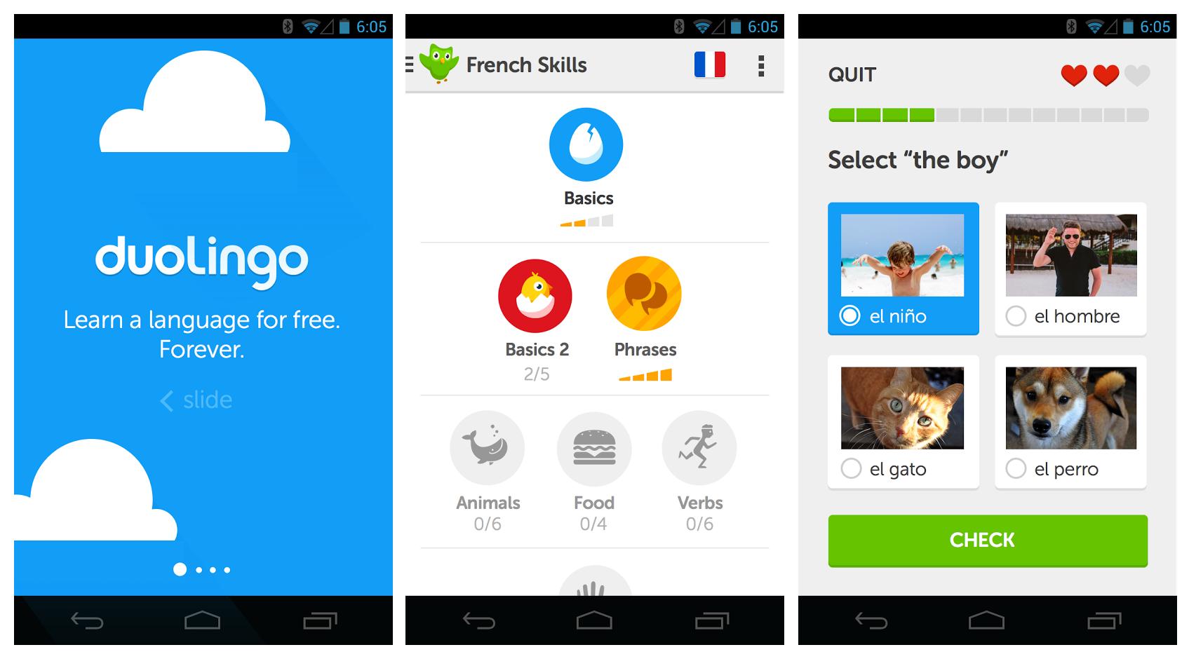 Duolingo-app Best Language Learning Apps of 2021