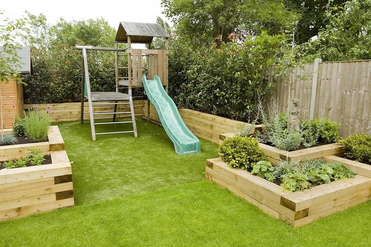 Family-garden-design-1 100+ Surprising Garden Design Ideas You Should Not Miss in 2021