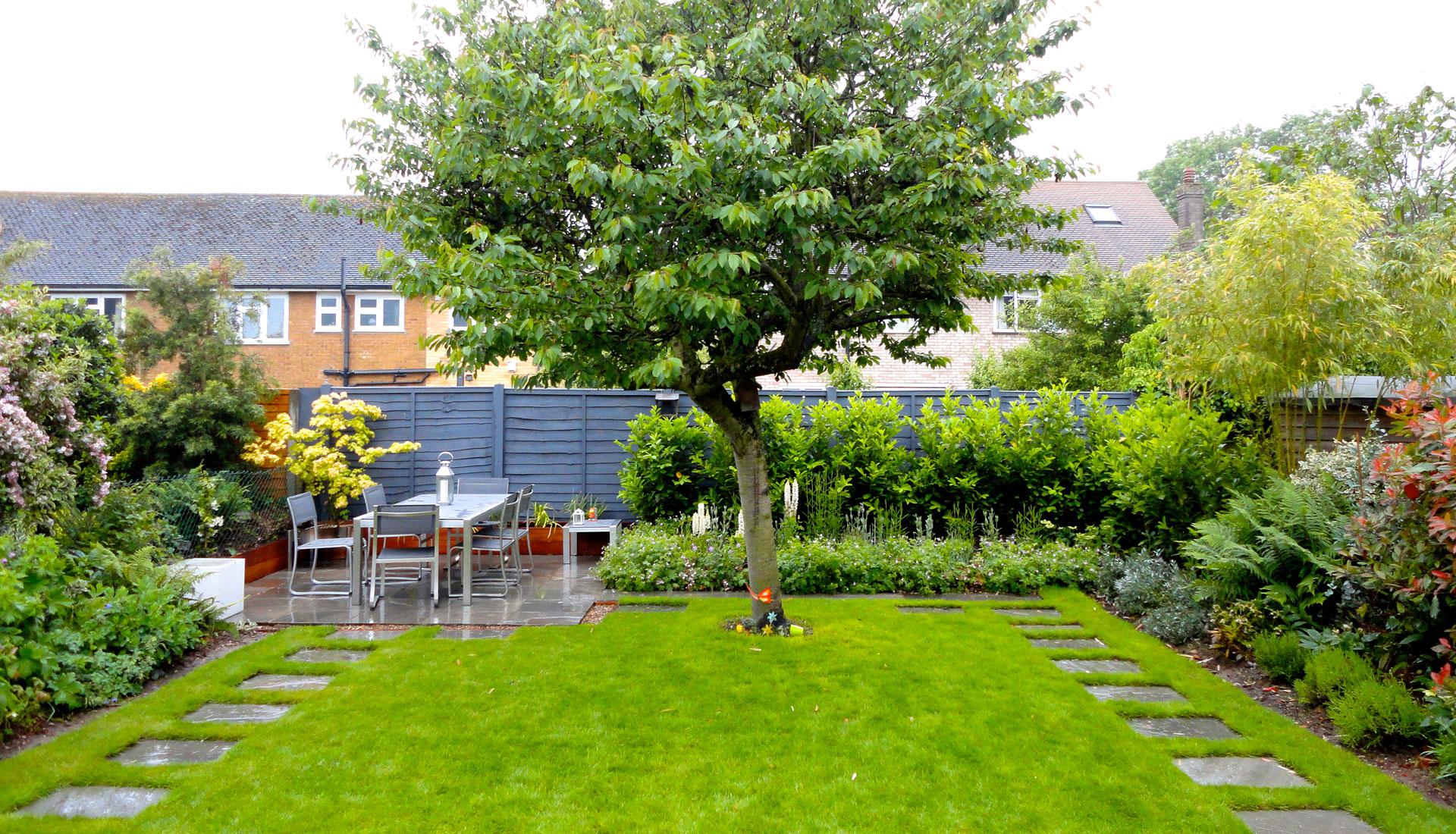 Family-garden-design.. 100+ Surprising Garden Design Ideas You Should Not Miss in 2021