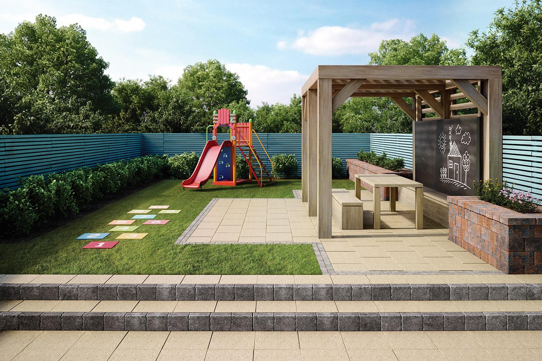 Family-garden-design. 100+ Surprising Garden Design Ideas You Should Not Miss in 2021