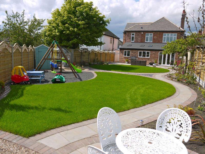 Family-garden-design 100+ Surprising Garden Design Ideas You Should Not Miss in 2021