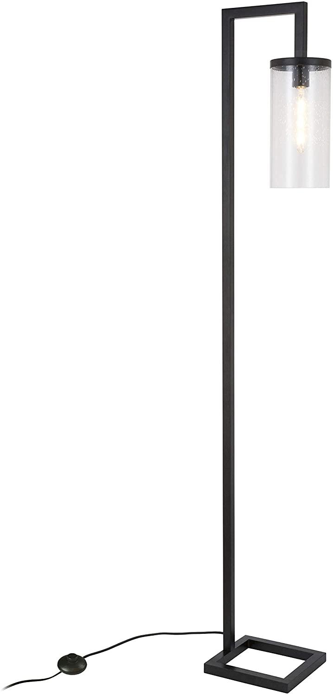 HennHart-FL0014-Modern-farmhouse-seeded-floor-lamp. 10 Unique Floor Lamps to Brighten Your Living Room