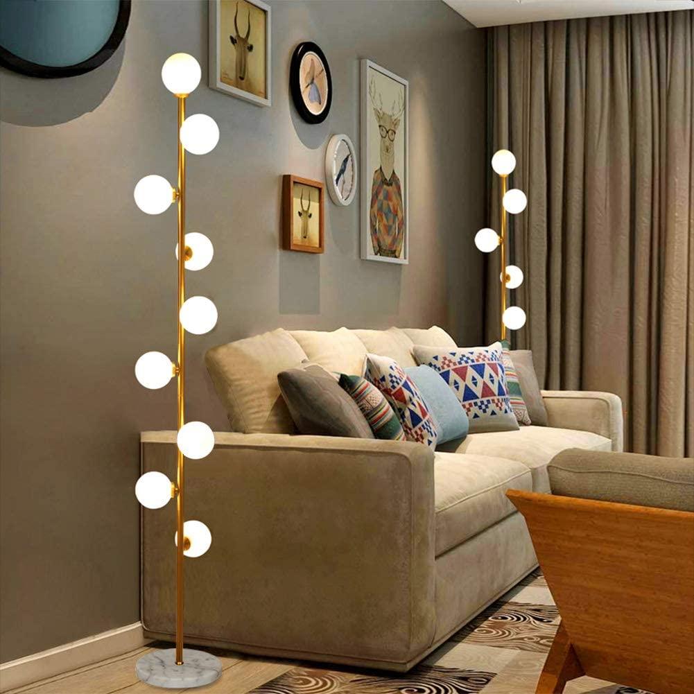 Hsyile-Lighting-KU300198. 10 Unique Floor Lamps to Brighten Your Living Room