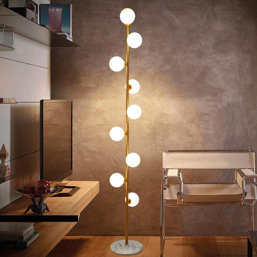 Hsyile-Lighting-KU300198 10 Unique Floor Lamps to Brighten Your Living Room