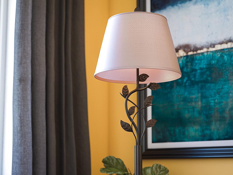 Kenroy-Home-Rustic-Floor-Lamp.-1 10 Unique Floor Lamps to Brighten Your Living Room