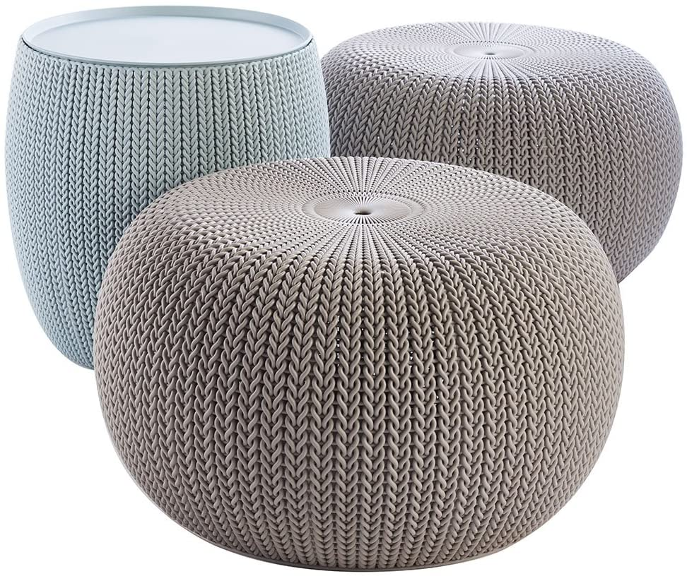 Keter-Urban-Knit 15 Unique Furniture Designs for Outdoor Small Spaces
