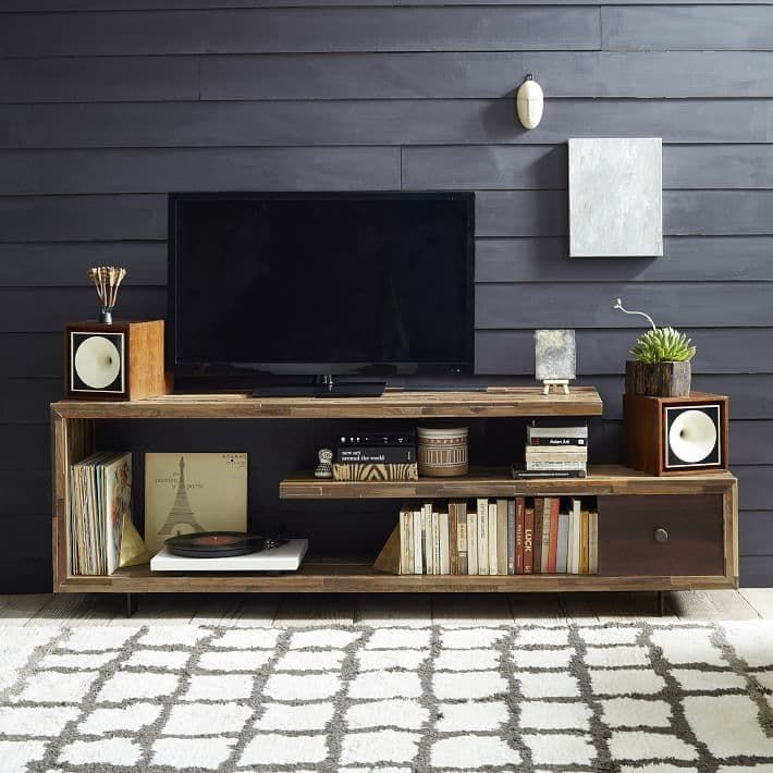 Media-stand. +110 Unique Living Room Furniture Pieces That Amaze Everyone