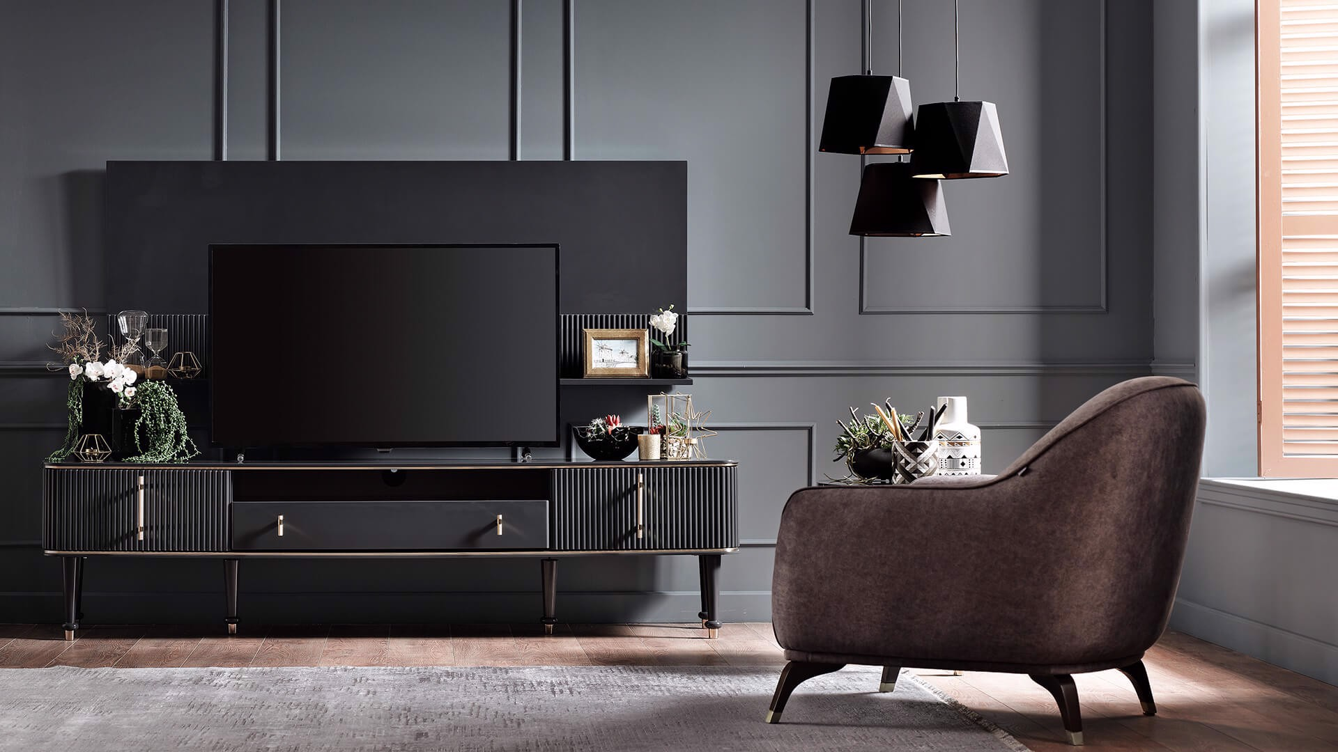 Media-stand +110 Unique Living Room Furniture Pieces That Amaze Everyone