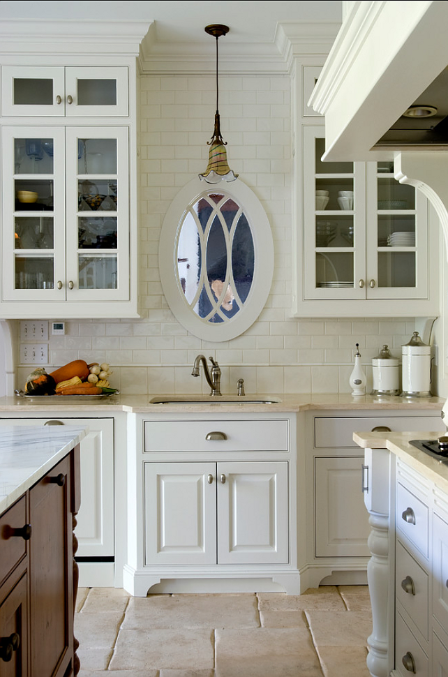 Mirrors-in-kitchens 80+ Unusual Kitchen Design Ideas for Small Spaces in 2021