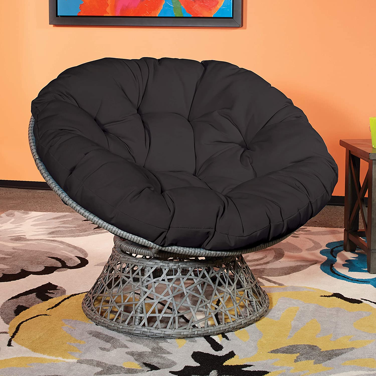OSP-design-papasan-chair 15 Unique Furniture Designs for Outdoor Small Spaces