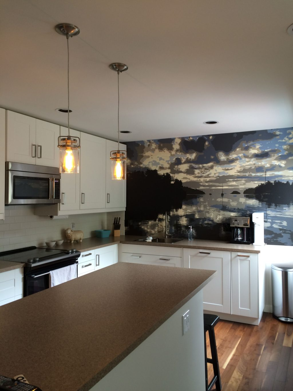 Scenery-wallpapers-1024x1365 80+ Unusual Kitchen Design Ideas for Small Spaces in 2021