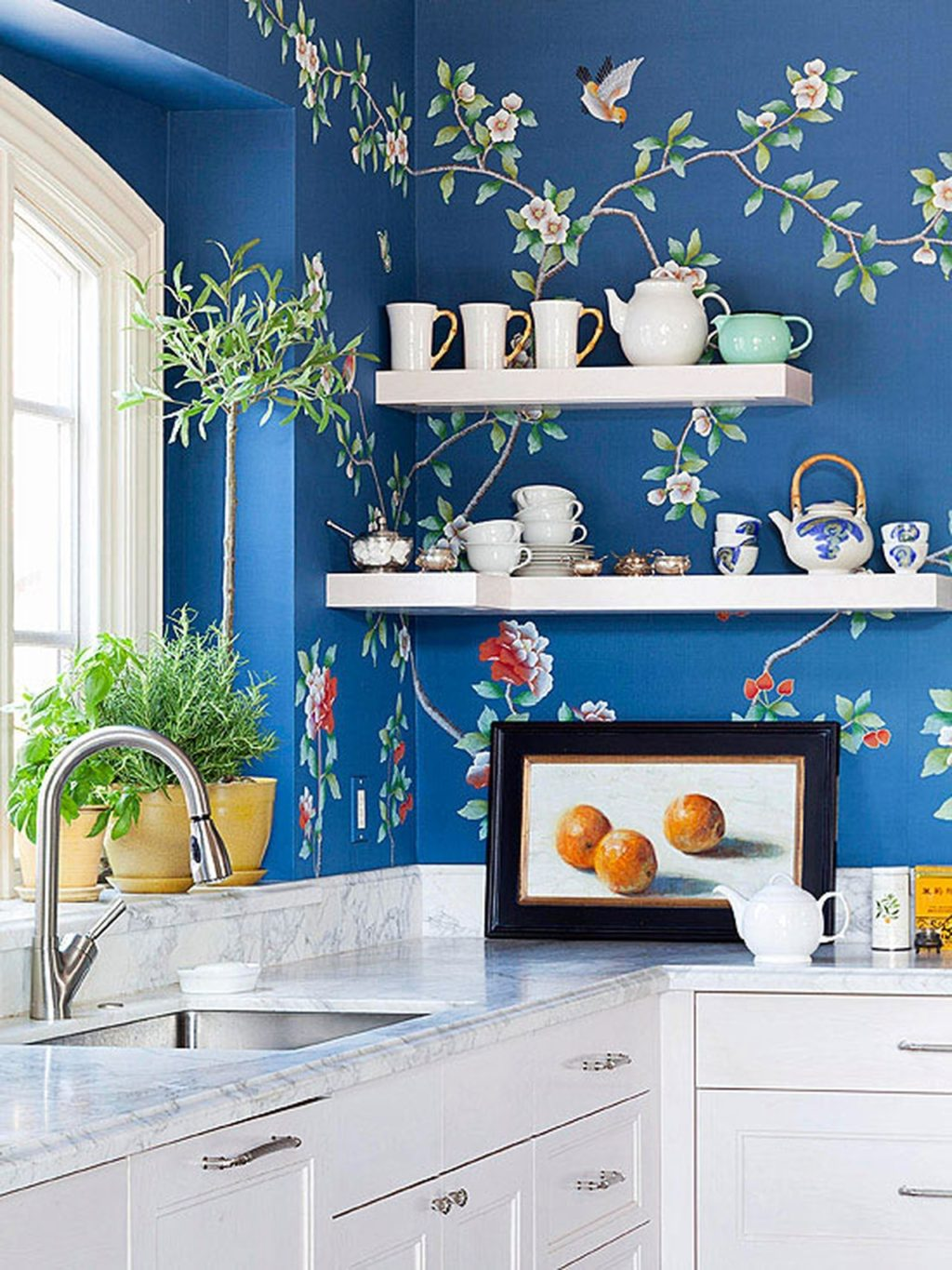Scenery-wallpapers..-1024x1365 80+ Unusual Kitchen Design Ideas for Small Spaces in 2021
